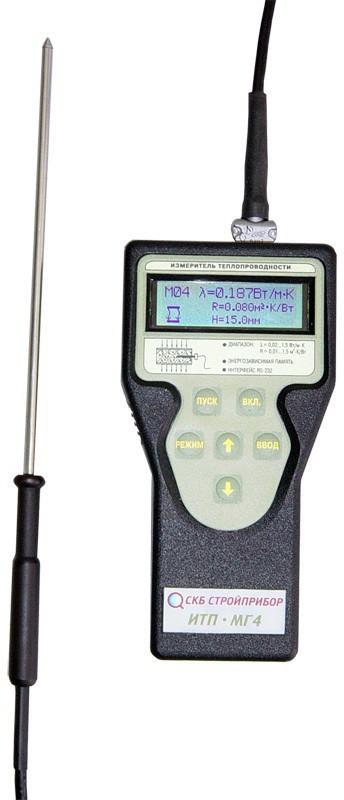 прибор зонд инструкция по эксплуатации - фото 5