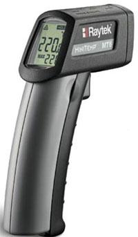 Термометр портативный инфракрасный бесконтактный (пирометр) Пирометр Raynger MT6