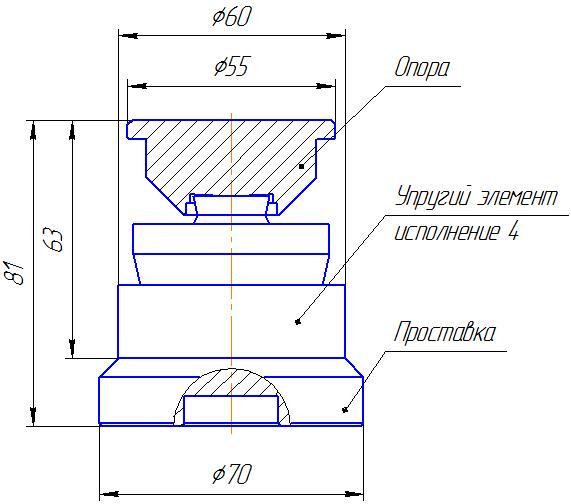 Вариант исполнения 4 - ДМC-10/4-КМГ4